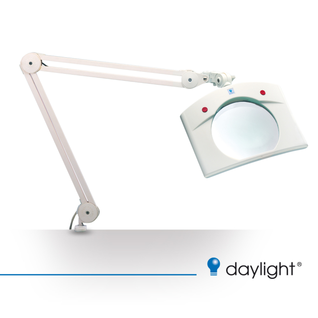 Lampa - lupa DELUXE LED Magnifying Lamp XR