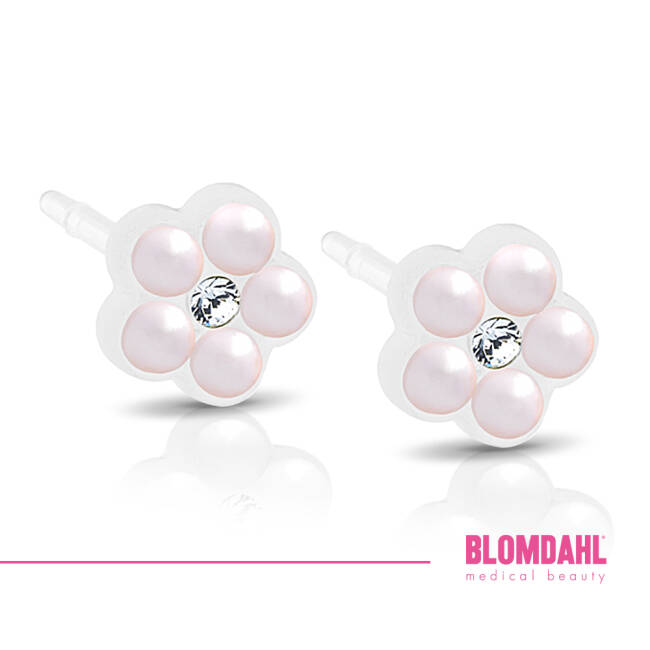 Daisy Pearl Light Rose 6 mm SFJ