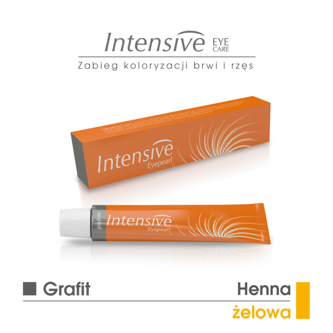 GRAFIT - henna żelowa INTENSIVE 20 ml