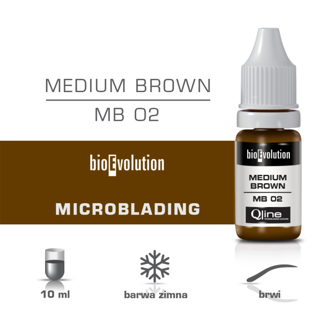 Medium Brown MB 02
