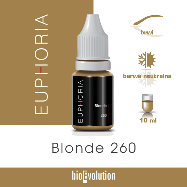 Blonde 260 - Euphoria - 10 ml