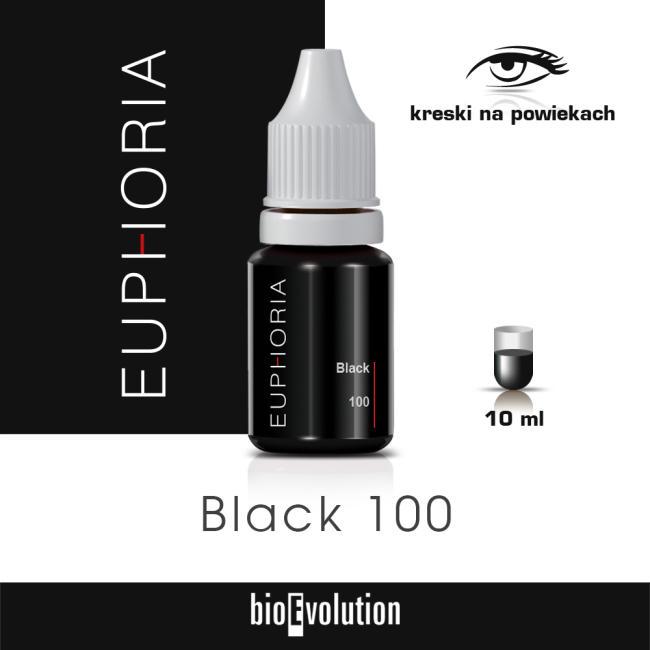 Black 100 - Euphoria - 10 ml