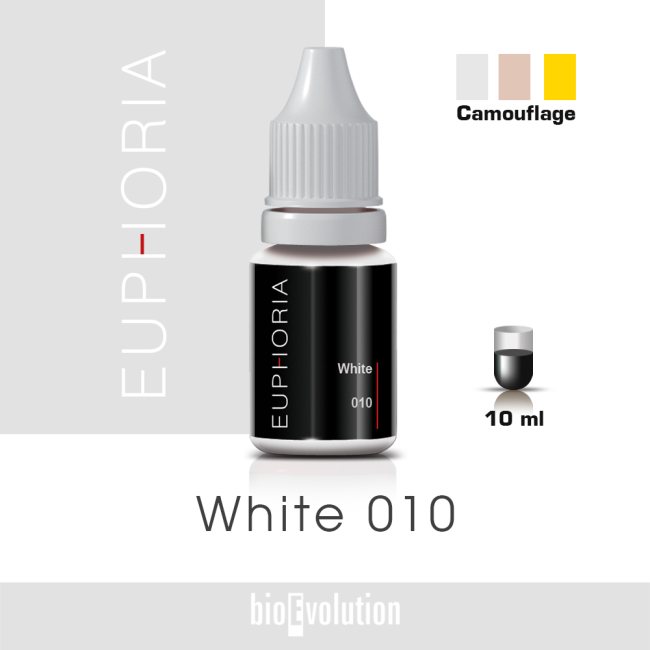 White 010 - Euphoria - 10 ml